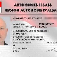 Carte d'identité alsacienne