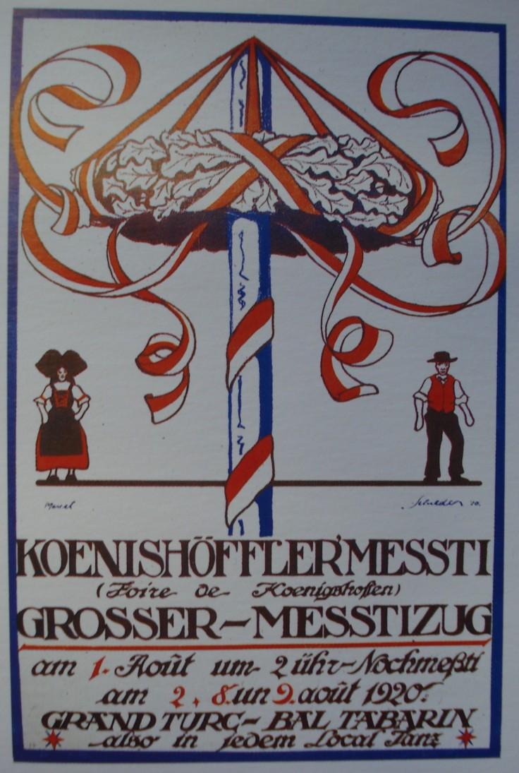 Koenigshöffler'Messti