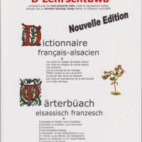 D'Lehrschtuwa : Dictionnaire français-alsacien
