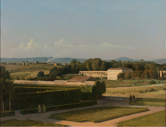 Dröling, villa Medicis