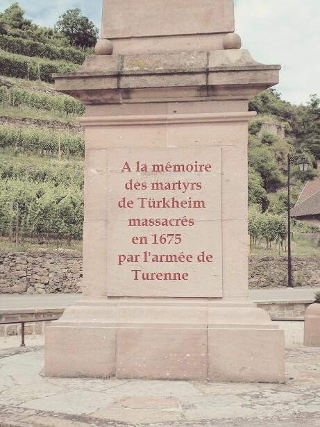 Martyrs de Türkheim ©Gaerwer