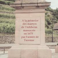 1675 : Massacre des habitants de Türkheim par les troupes de Turenne