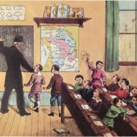 1926 : Pour la diffusion du français en Alsace-Lorraine
