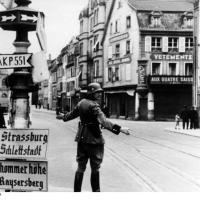 Juin 1940, l'Alsace est abandonnée aux Nazis