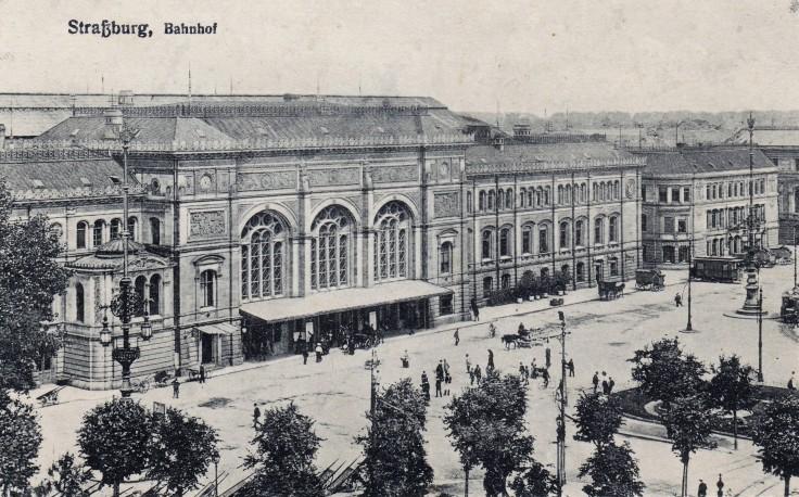 Str Bahnhof