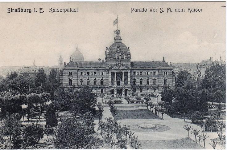 Str Kaiserpalast