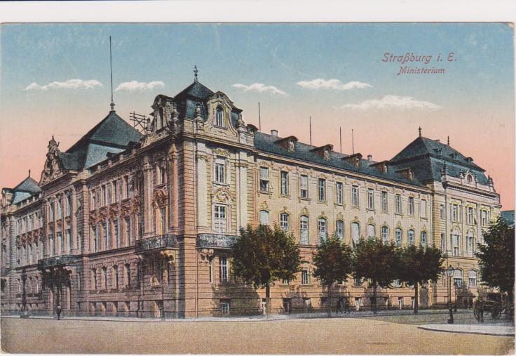 Str Ministerium