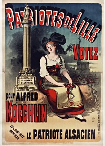 Patriotes_de_Lille_votez_pour Koechlin_[...]Baylac_Lucien_btv1b90043848