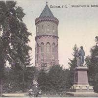 Histoire des noms de rues à Colmar