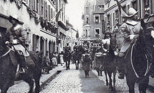 1934 SCHLETSTADT