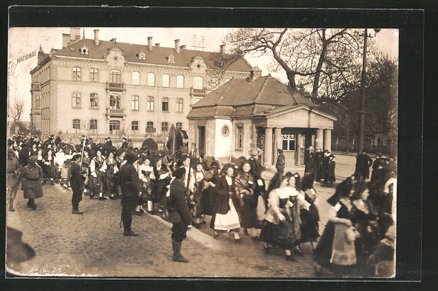 AK-Colmar-Procession-en-ville
