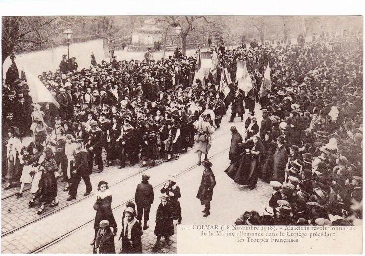 Colmar 1918