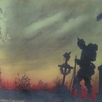 Où sont morts les soldats alsaciens-lorrains durant la guerre de 1914/18 ?
