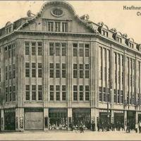 1919 : Séquestre des biens des frères Max et  Moritz Knopf
