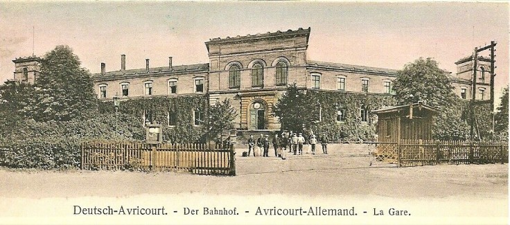 DEUTSCH-AVRICOURT