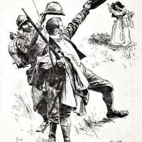 Patriotes ou planqués ? Les engagés volontaires Alsaciens-Lorrains, de la guerre 1914/18