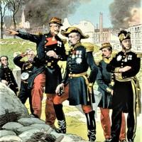 1870 : La population strasbourgeoise otage du général français Uhrich