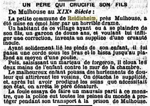 1891-LE MATIN
