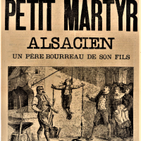 1891 : La presse française transforme un Alsacien brutal en Prussien assassin