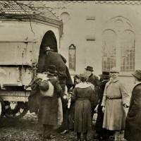1918 : Violation de la Convention d'Armistice