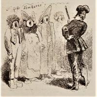 1836 : Visite de Napoléon III en Alsace
