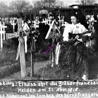 1918 : Falsification de l'Histoire alsacienne