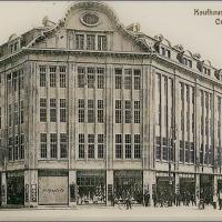 20/11/1918 : Pillage de commerces de Juifs colmariens