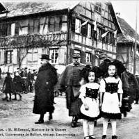 1915 : Propagande française.
